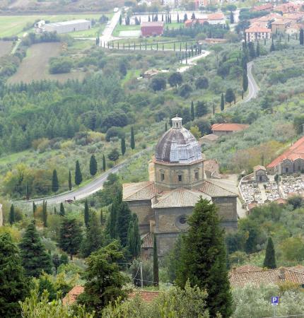 Santa Maria del Calcinaio: Beautiful Santa Maria Calcinaio Church