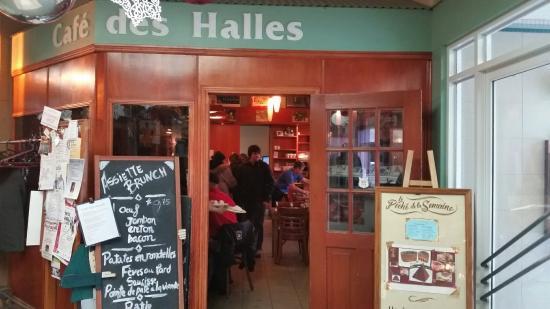 Cafe Des Halles Enr