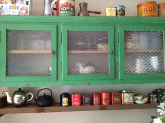 Beernem, بلجيكا: breakfast room