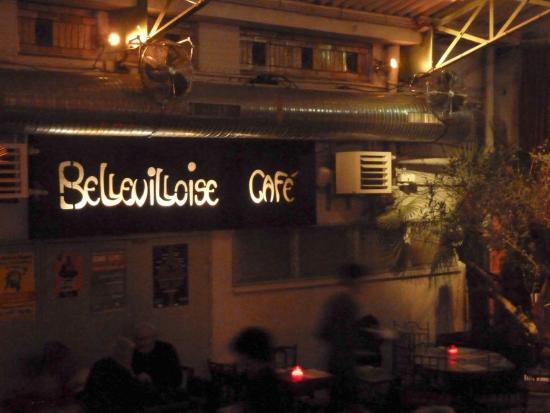 La Bellevilloise Bar