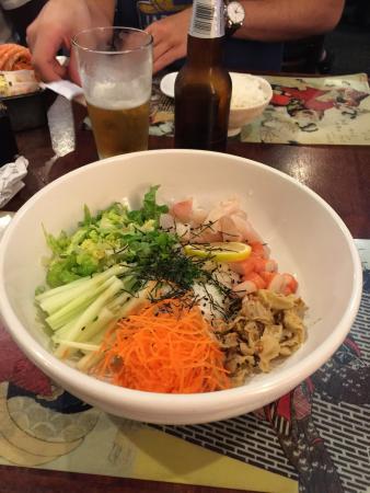 Kobe Japanese Steak & Seafood