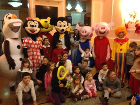 Metropole Hotel : Capodanno dei bambini
