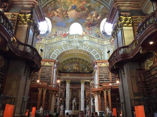 ... . - Picture of Austrian National Library (Nationalbibliothek), Vienna