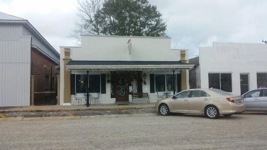 Robertsdale, Алабама: Frenchie's Cajun Cafe