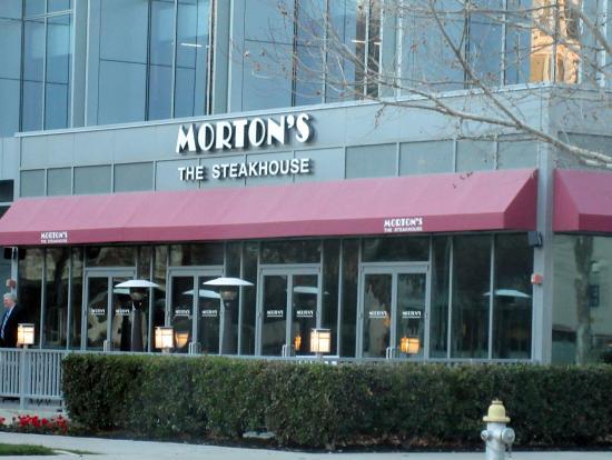 Morton's The Steakhouse - Sacramento: Mortons the Steakhouse, Sacramento, Ca
