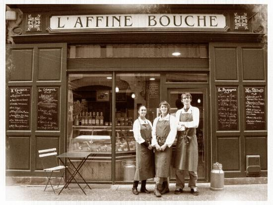 L'Affine Bouche