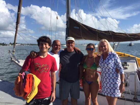 Anna Maria Sailing Adventures: Family Fun