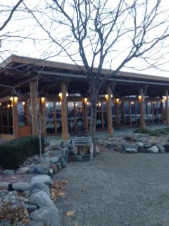 West Kelowna, Kanada: Restaurant