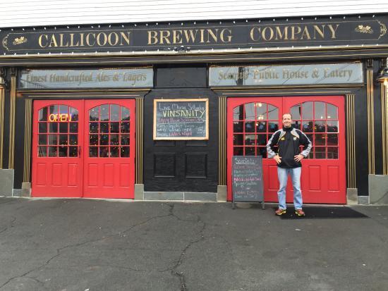 แกลลิคูน, นิวยอร์ก: Callicoon Brewing Company