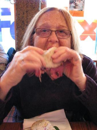 Sam LaGrassa's: My wife is a cheap date -- we split a sandwich