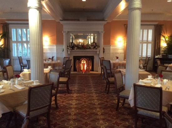 grand dining room - picture of jekyll island club resort, jekyll