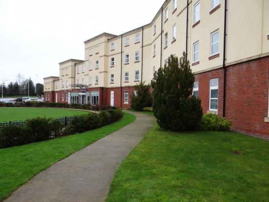 Premier Inn Stoke Trentham Gardens Hotel