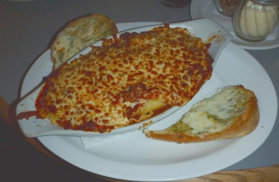 Finnigans : Lasagne