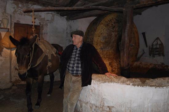 Lavoratore foto di grotta mangiapane custonaci for Quanto costa un uomo in grotta
