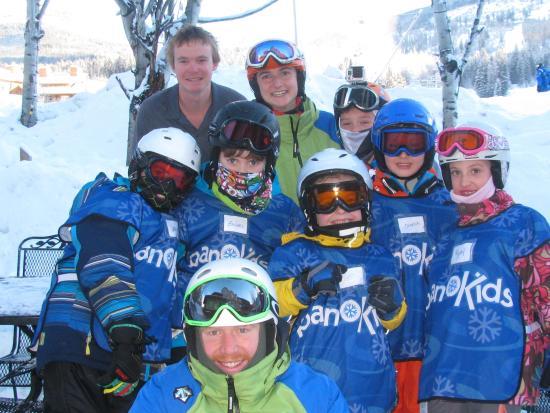 Panorama, Kanada: PanoKids Ski School December 15 2-15