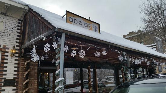 Abejas In December Picture Of Abejas Restaurant Golden