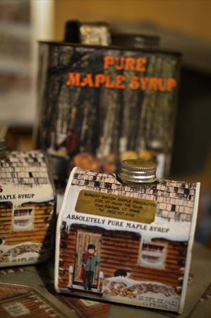 Pittsford, VT: New England Maple Museum syrup history