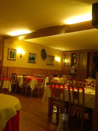Sala da pranzo foto di hotel ristorante belvedere - Foto sala da pranzo ...