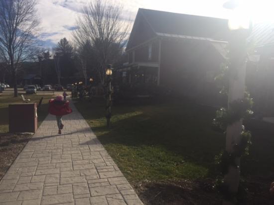 Rockingham, VT: outdoors
