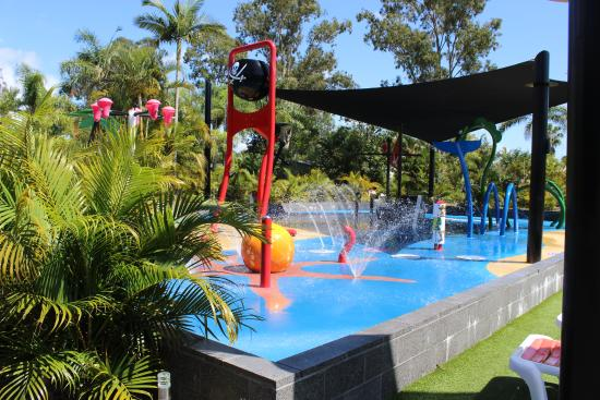 Treasure Island Resort & Holiday Park: Great fun for kids