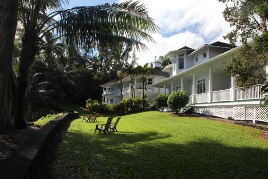 The Palms Cliff House Inn: Hotel