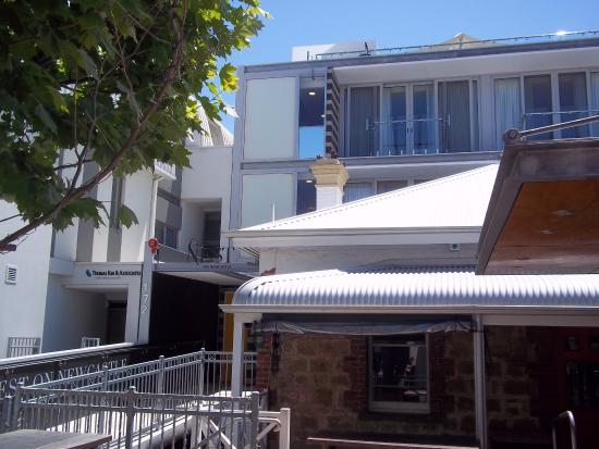 the hotel behind the old crow restaurant picture of the nest on rh tripadvisor com au