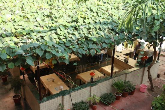 Hotel Sidhartha: Restaurante