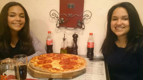 Payerne, سويسرا: Pizzeria Roma