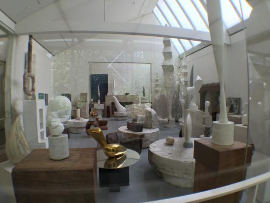 Atelier brancusi picture of atelier brancusi paris tripadvisor - Atelier location paris ...