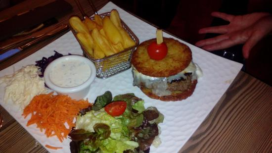 ça Lorraine Cuisine Thionville : ... reblochon cheese - Picture of 100 Patates, Thionville - TripAdvisor