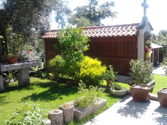 Casa Do Casal Do Carvalhal: zona jardin