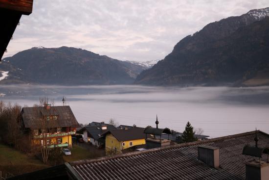 Verwöhnhotel Sonnhof: Blick vom Balkon