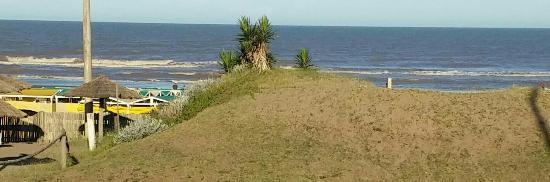 Mar de Ajo, Argentina: Vista desde la habitación