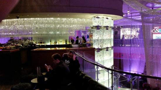 Chandelier lounge picture of chandelier lounge las vegas chandelier lounge aloadofball Choice Image