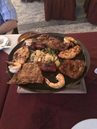 BBQ Platter for Two
