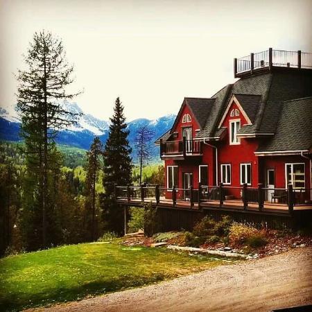 Fernie, Καναδάς: Elk View Lodge