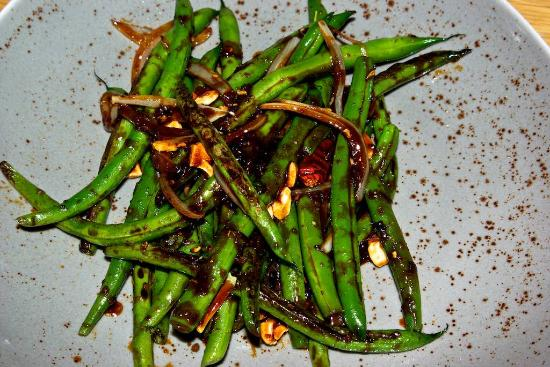 Szechuan Style Green Beans Picture Of Elements At
