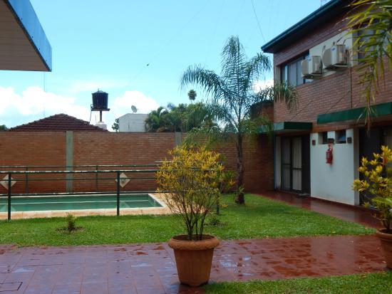 Mburucuyá Residences : Vista exterior