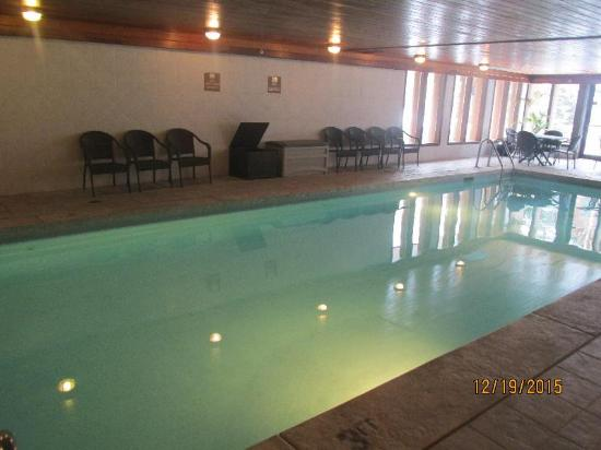 Indoor Pool Conference Level There Is An Indoor And Outdoor Spa Here Too Picture Of Vail