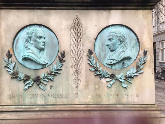 Johannes Ewald Og Johan Hermann Wessel