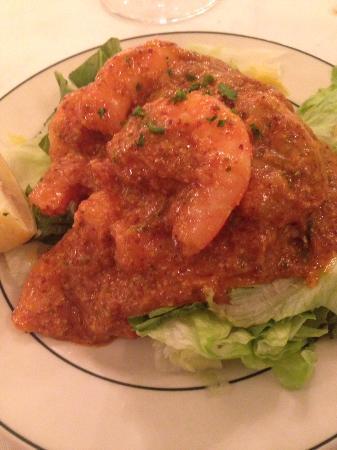 Galatoire's Restaurant: shrimp remoulade