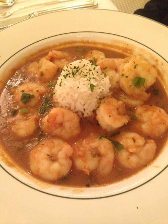 Galatoire's Restaurant: shrimp etouffée