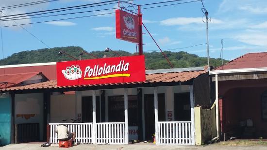 Pollolandia Las Juntas