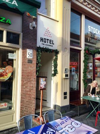 Hotel Exchange Amsterdam Tripadvisor
