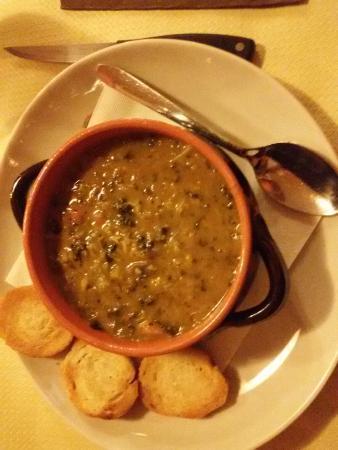Zuppa la frantoiana