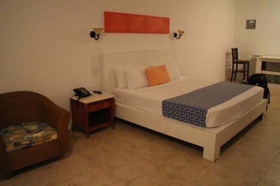 La Vue: Imenso quarto