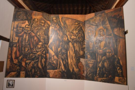 Fundación Vela Zanetti: mural