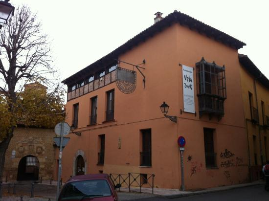 Fundación Vela Zanetti: edificio