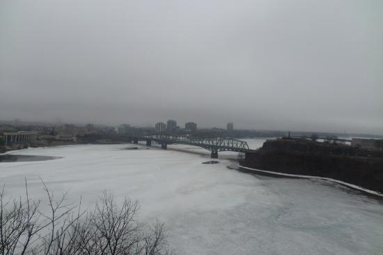 Alexandra Bridge: Gatineau