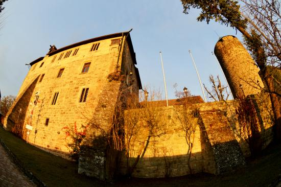 Colmberg, Alemania: Castle from the ouside